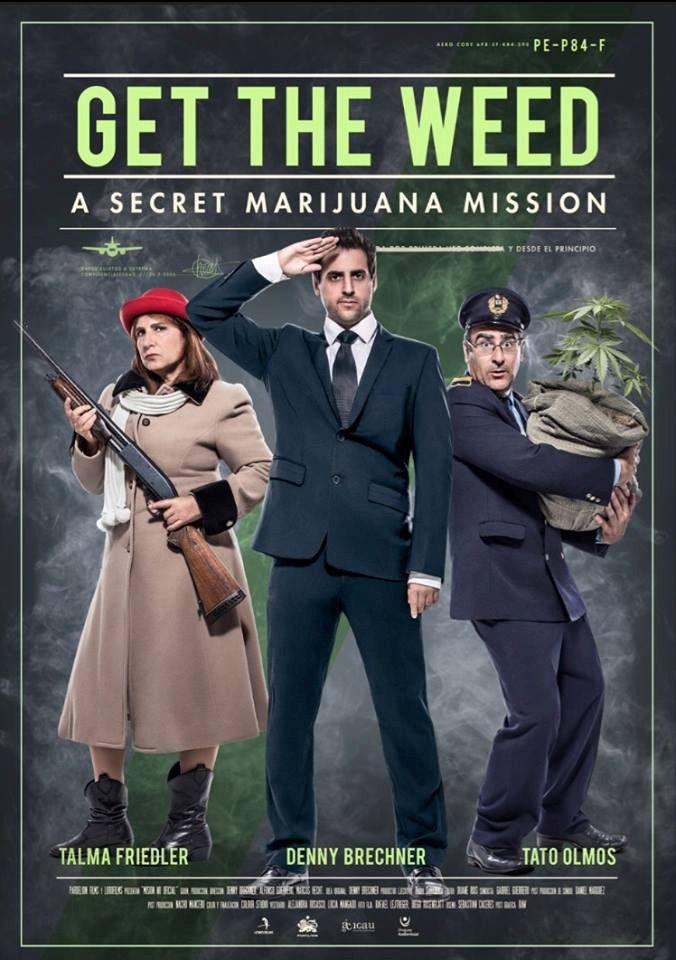 Marihuana de exportación