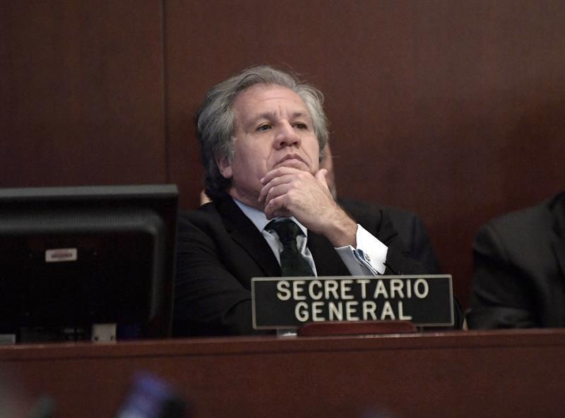 OEA nombrará comisión de expertos internacionales para investigar