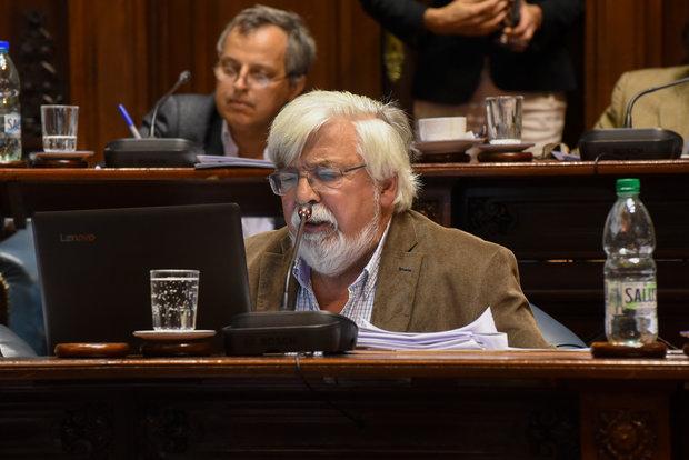 Eduardo Bonomi. Foto: Parlamento (archivo)