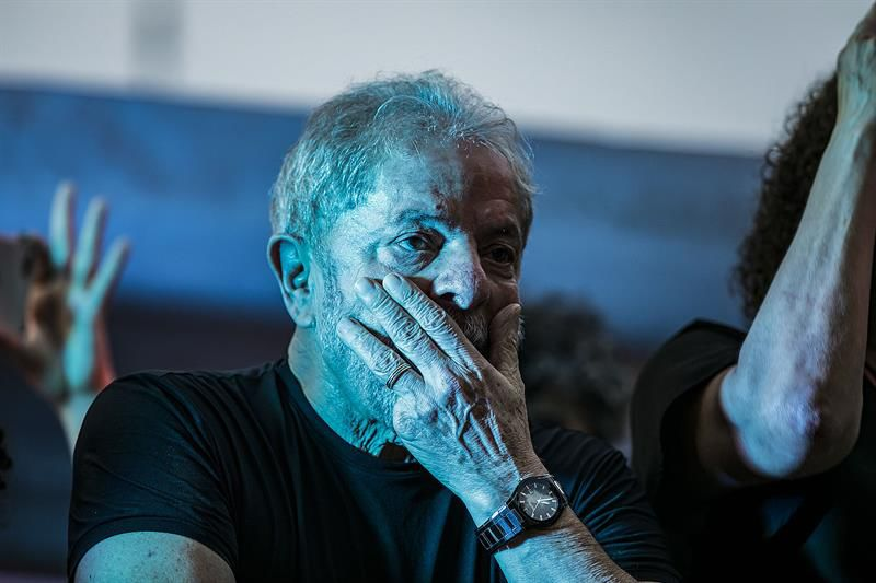 Lula, amigo