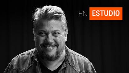 """En Estudio: Fabián """"Fata"""" Delgado"""