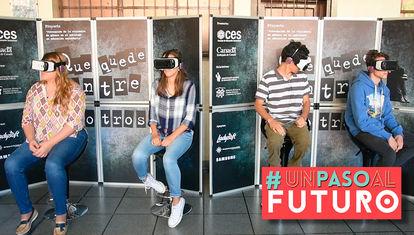 Que no quede entre nosotros: La realidad virtual como herramienta para evitar la violencia