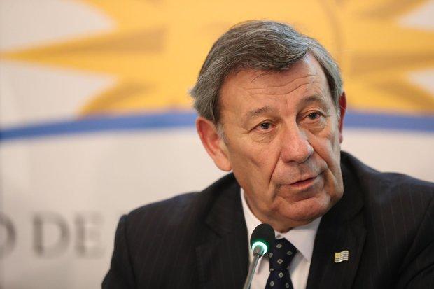 Canciller Rodolfo Nin Novoa. Foto: Presidencia (Archivo)