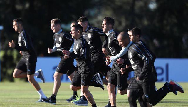 Estamos llegando al Mundial Rusia 2018: a días de la lista definitiva de Uruguay