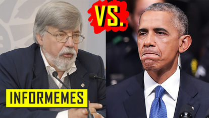 Renunciá Bonomi vs. Thanks Obama