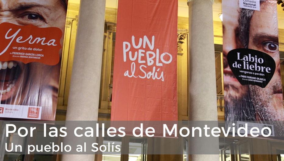 Por las calles de Montevideo