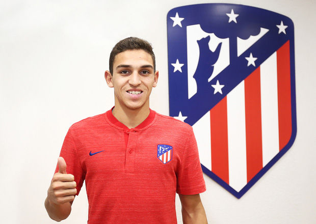 Bilderesultat for juan sanabria atletico madrid