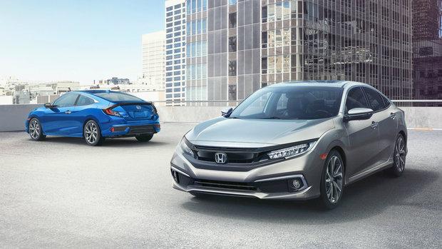 Honda Civic 2019 norteamericano