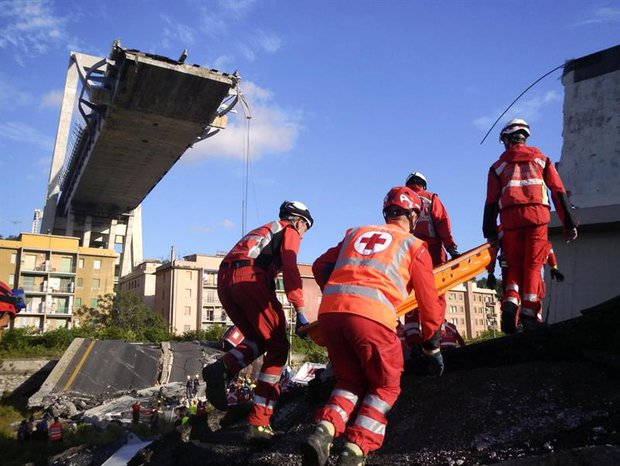 EFE/Cruz Roja de Italia.