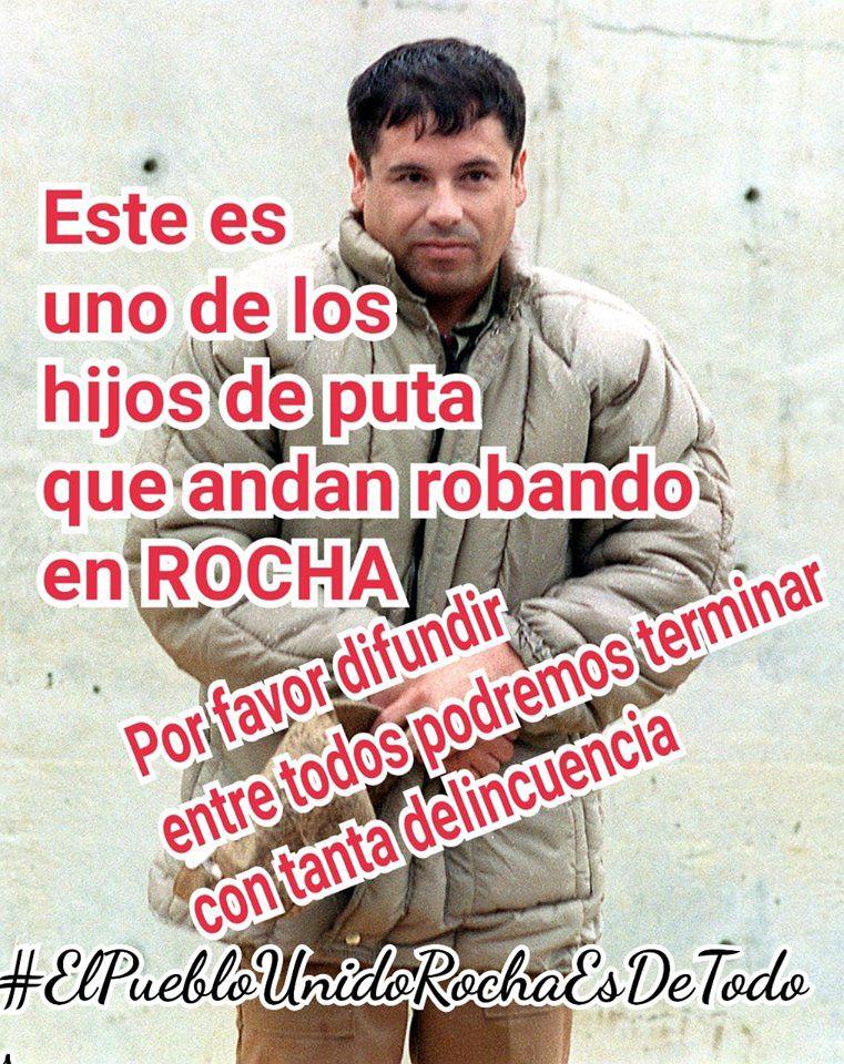 El Chapo Guzmán Azote De Los Vecinos De Rocha Otro Caso De