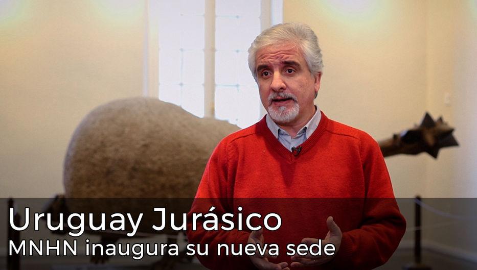 Uruguay Jurásico