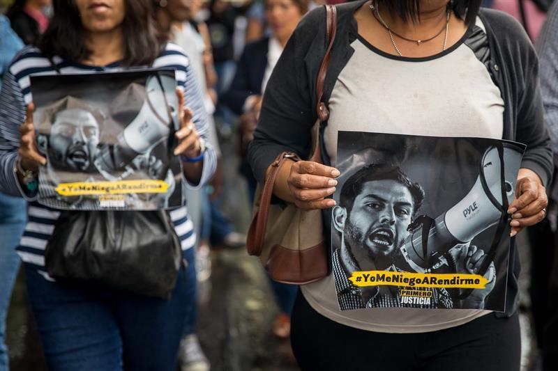 EEUU: Es ilegal la detención del diputado Juan Requesens