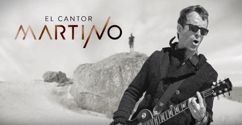 Chirola Martino tiene más canciones para presentar