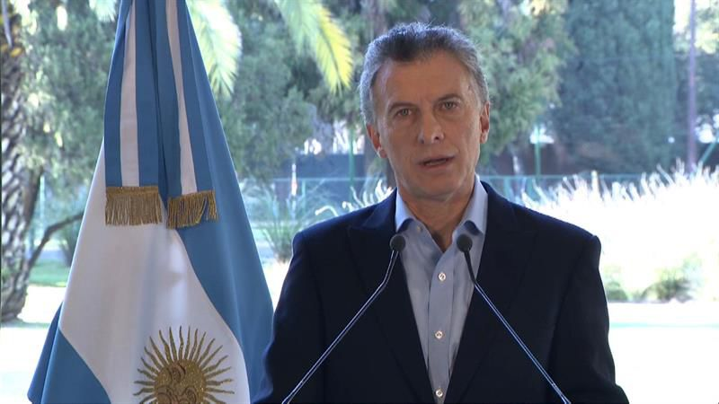 Miles salen a las calles contra políticas de Macri — Argentina