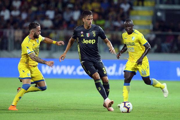 Bentancur fue titular por primera vez en la temporada. Foto: EFE l Federico Proietti