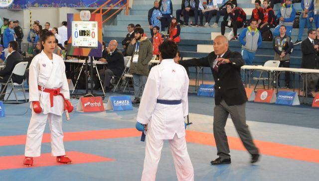 Karate del bueno