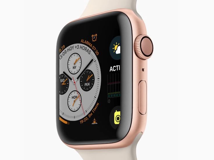 Apple Watch Series 4 LTE llega a España con Vodafone y Orange