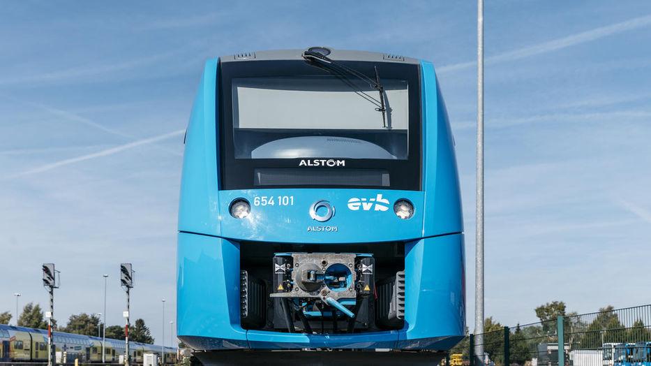 El primer tren de hidrógeno del mundo toma las vías de Alemania