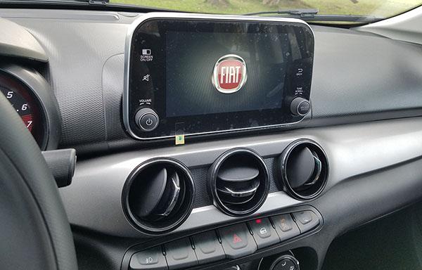 Fiat Cronos Drive