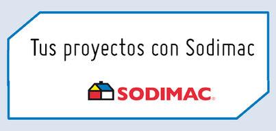 Tus proyectos con Sodimac