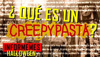 ¿qué es un Creepypasta?