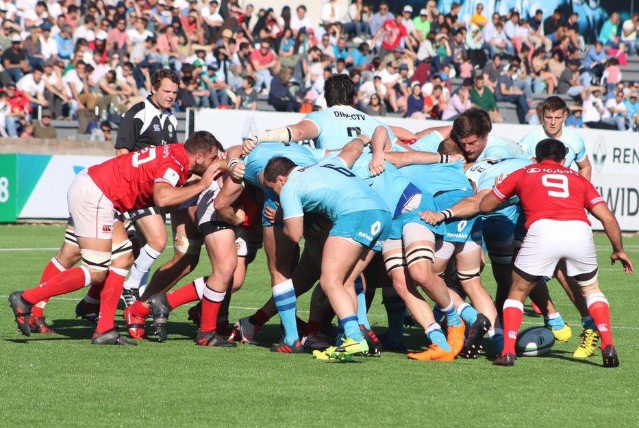 Rugby Los Teros Derrotaron A Canad 35 21 Estrenando La
