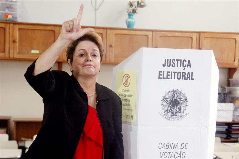 Dilma Rousseff perdió en su intento de llegar al Senado