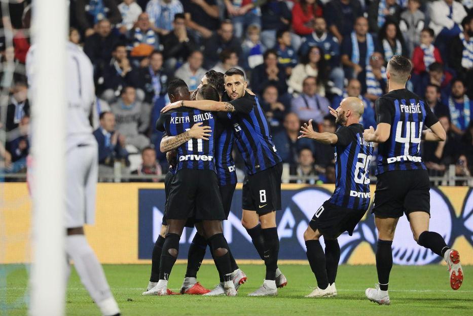 Italia  Inter venció al SPAL con doblete de Icardi y es tercero a dos de  Napoli 4df8f5daf3566