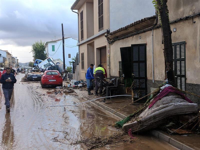 El gesto de Nadal por la tragedia de Mallorca
