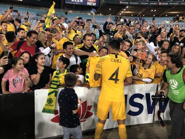 Foto: Twitter l @Socceroos