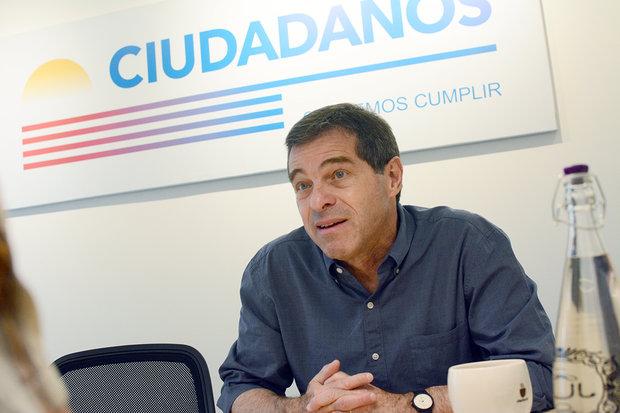 Ernesto Talvi. Foto: Juan Manuel López