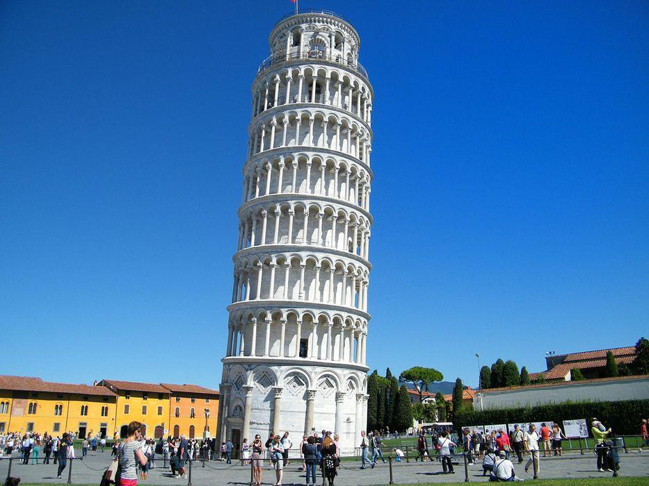 Rinden frutos los esfuerzos para enderezar la Torre de Pisa