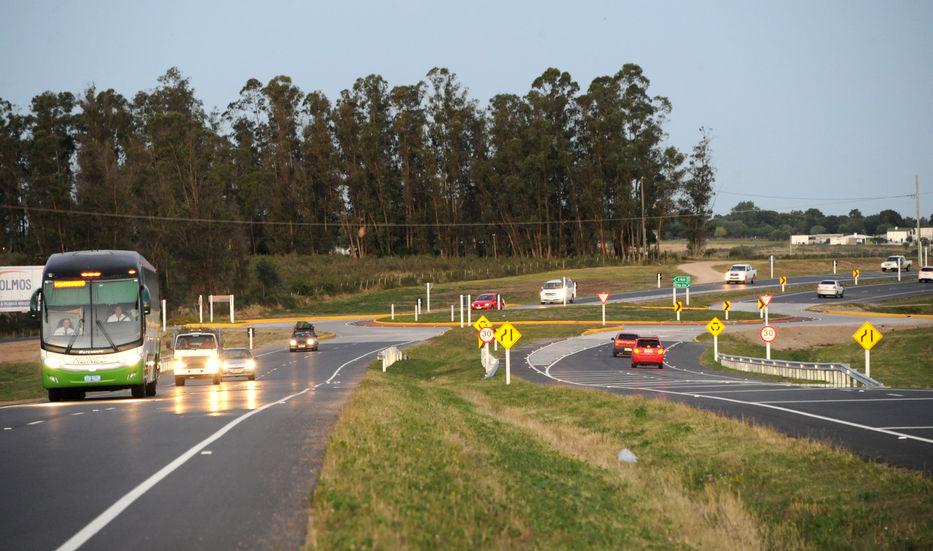MTOP inauguró obras en Ruta 8 con inversión de U$S 52 millones