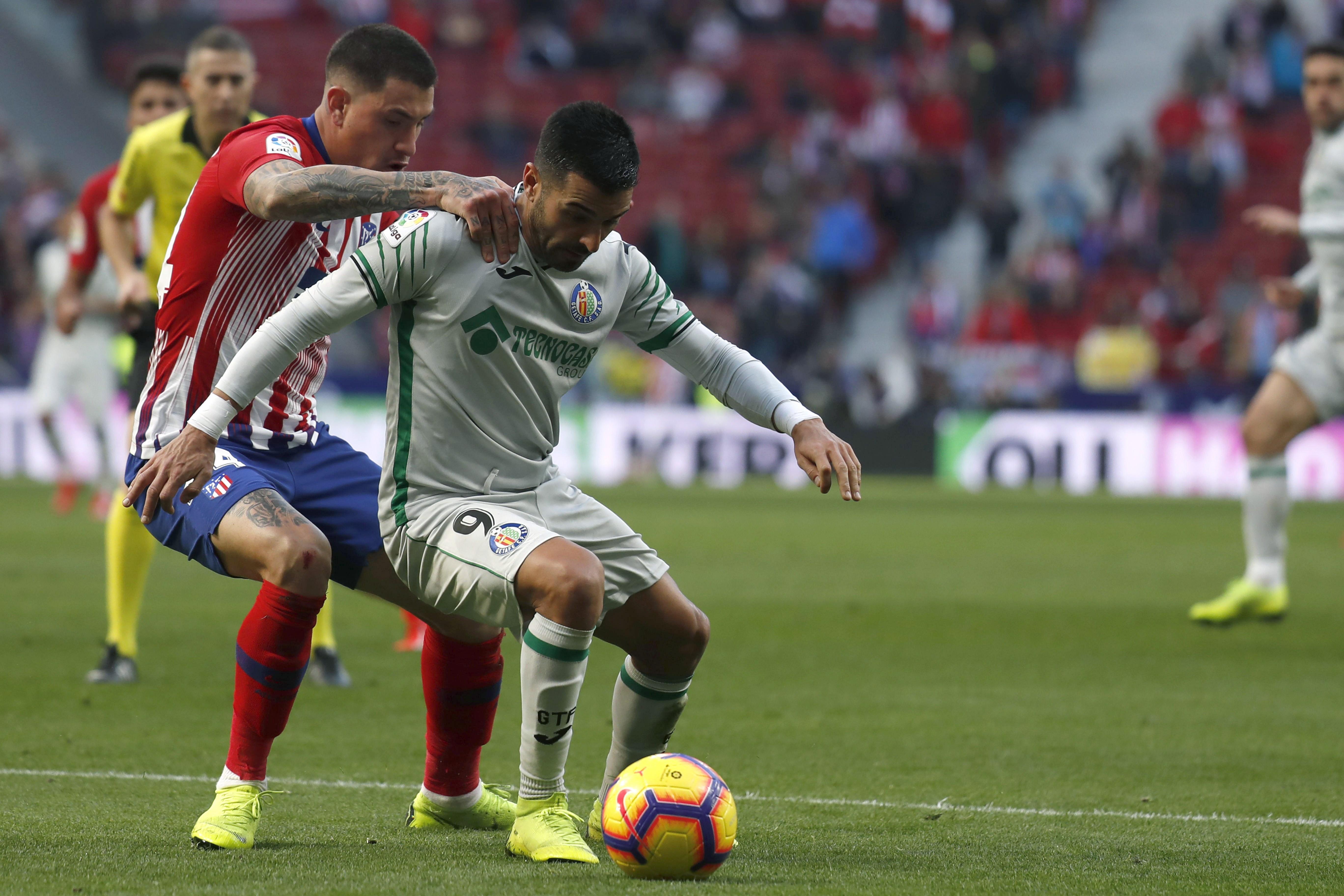 Atletico Madrid Getafe Futbol En Vivo