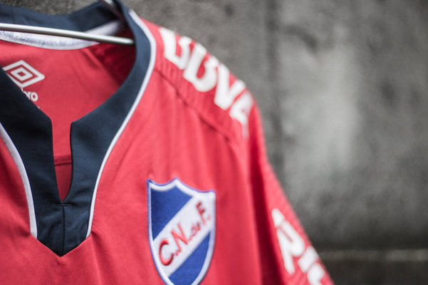 5886017386cd4 Nacional presentó la camiseta alternativa que usará en 2019
