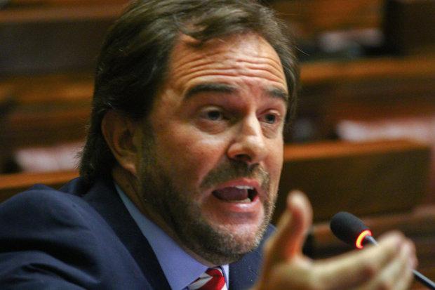 Diputado Germán Cardoso. Foto: FocoUy - Gastón Britos
