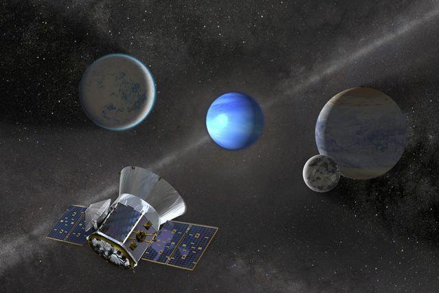 Identifican exoplaneta; es mas grande que la tierra