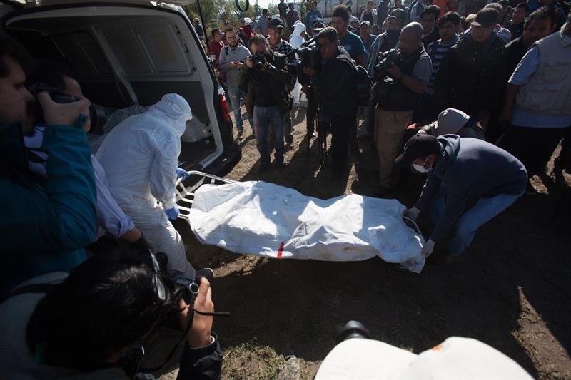 Casi 90 muertos por explosión de ducto