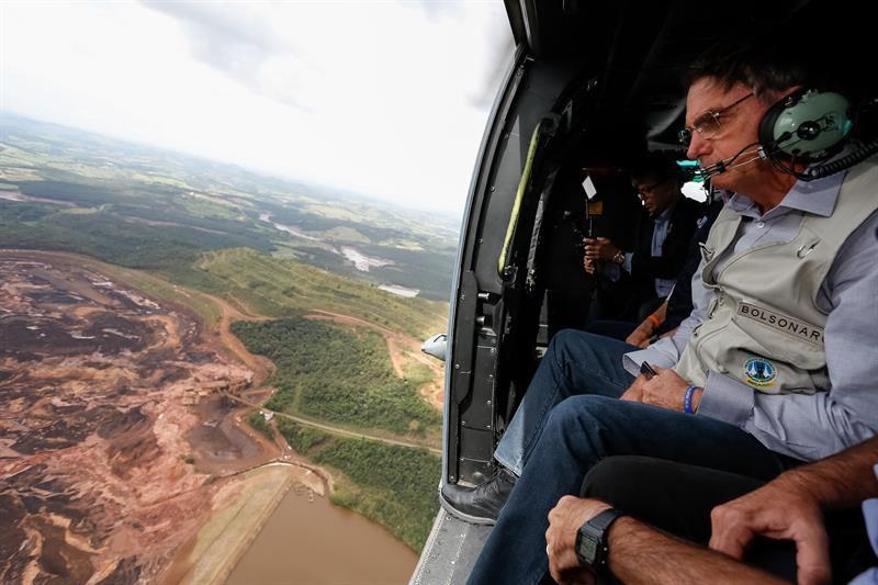 Bolsonaro fue operado 'con éxito' en Brasil | MUNDO