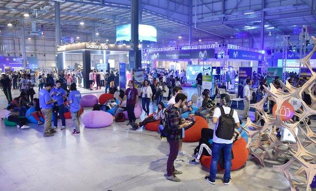 Evento Campus Party Uruguay