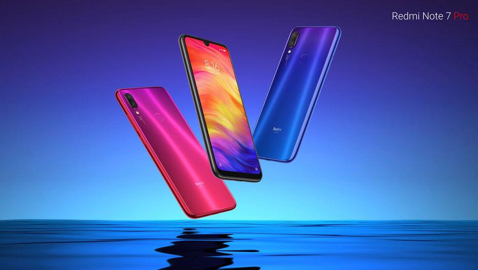 Xiaomi lanza un nuevo equipo: el Redmi Note 7