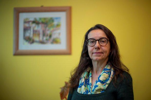 Ana María Menéndez. Foto: Eduardo Muñoz Álvarez/EFE