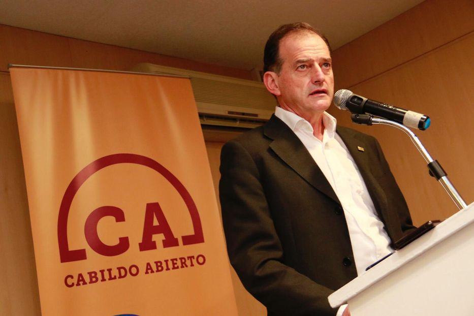Resultado de imagen para cabildo abierto partido uruguay