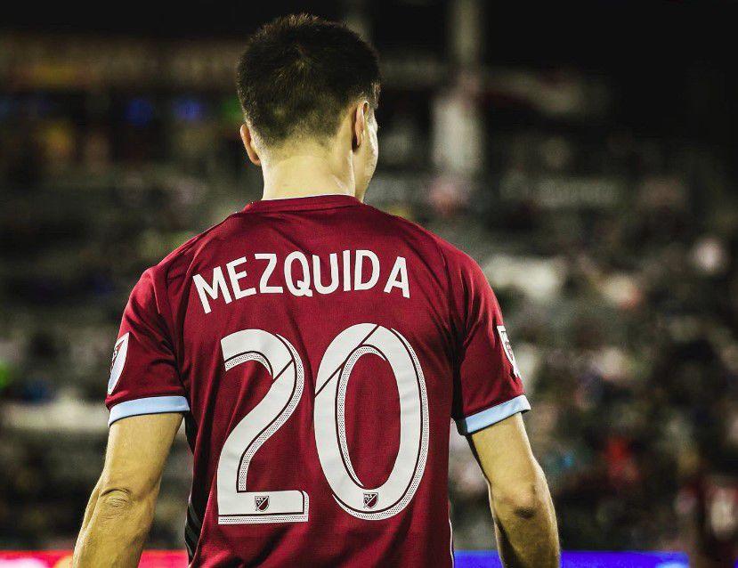 MLS: Nicolás Mezquida anotó en la derrota de Colorado Rapids ...