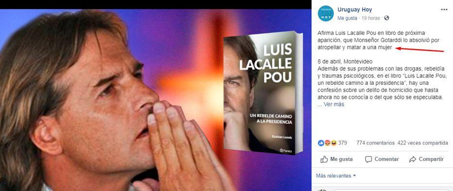 Fake News a la uruguaya