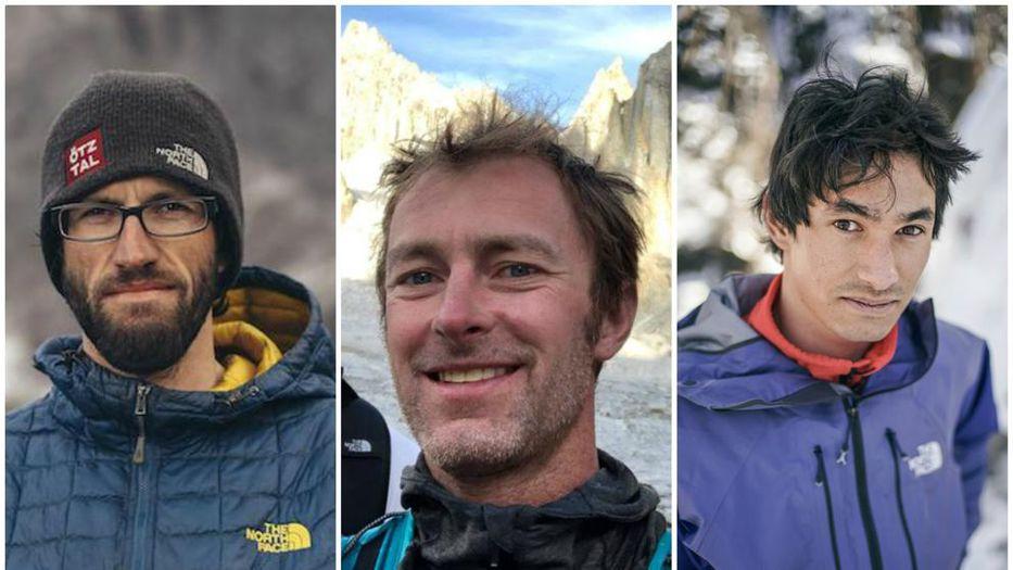 Tres de los mejores alpinistas del mundo desaparecidos tras avalancha