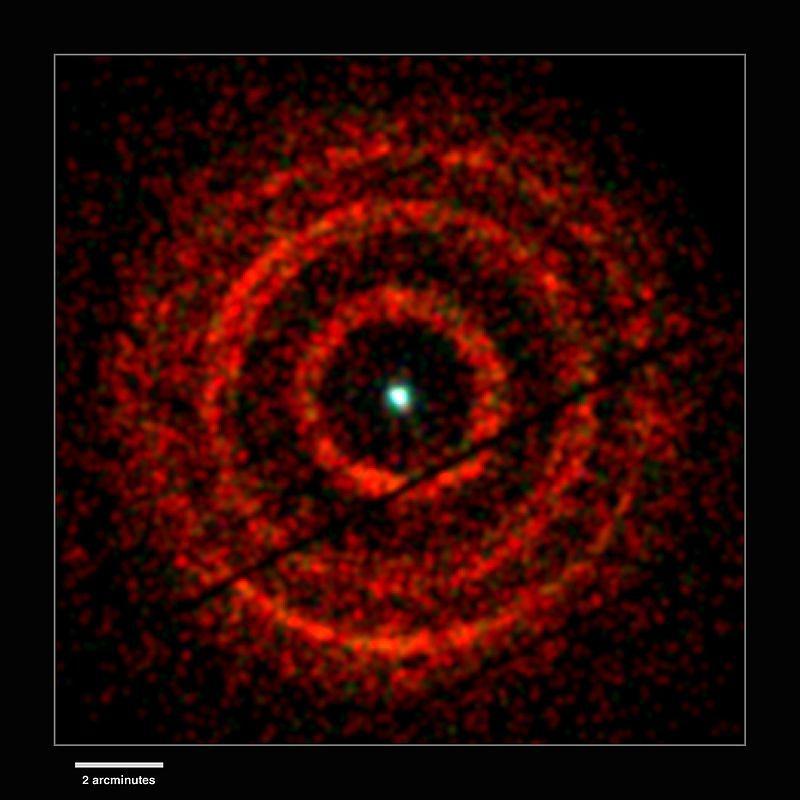 V404 Cygni, un 'monstruo cósmico' al descubierto