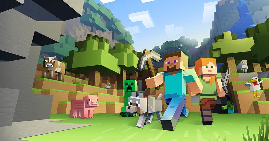 Minecraft confirma su propia versión GO con el tráiler de Minecraft Earth