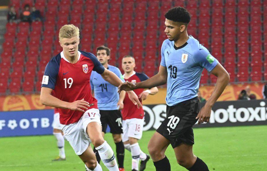 Mundial Polonia Sub 20: Ronald Araújo no jugará el siguiente partido ante  Honduras
