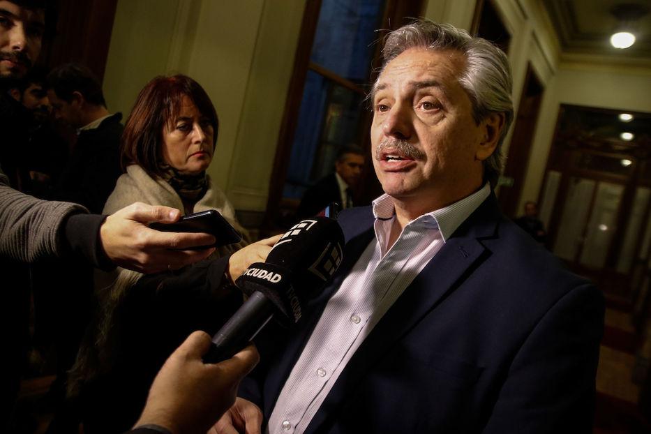 Alberto Fernández reclamó que Macri brinde explicaciones - Política